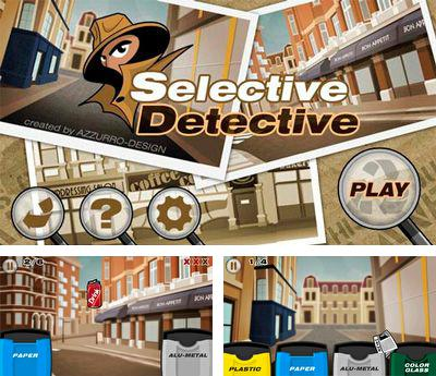 In addition to the sis game Strider 2 for Symbian phones, you can also download Selective Detective for free.