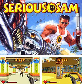 In addition to the sis game Barbie secret agent: Royal jewels mission for Symbian phones, you can also download Serious Sam Advance for free.