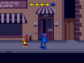 Sesame street: Counting cafe - Symbian game screenshots. Gameplay Sesame street: Counting cafe.