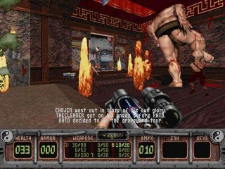 Shadow Warrior download free Symbian game. Daily updates with the best sis games.