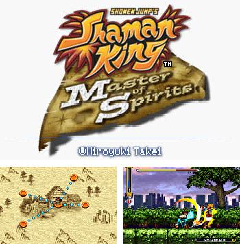 In addition to the sis game GLTron for Symbian phones, you can also download Shaman King: Master of Spirits for free.