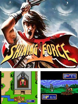 In addition to the sis game Breath of Fire 2 for Symbian phones, you can also download Shining force 2 for free.