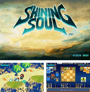 In addition to the sis game Space Quest 2: Vohaul's Revenge for Symbian phones, you can also download Shining Soul for free.