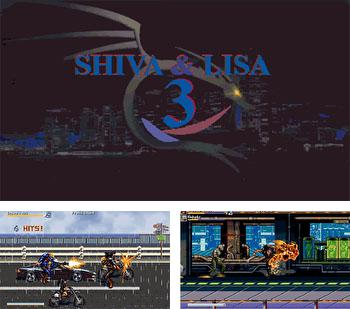In addition to the sis game Rings of power for Symbian phones, you can also download Shiva & Lisa 3 for free.