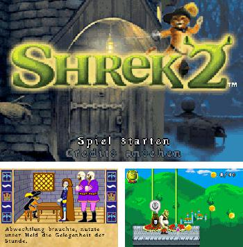 In addition to the sis game The Revenge of Shinobi for Symbian phones, you can also download Shrek 2 Beg for Mercy for free.