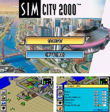 In addition to the sis game I hate guns for Symbian phones, you can also download SimCity 2000 for free.