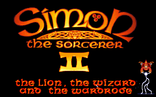 Simon the Sorcerer II The Lion, the Wizard and the Wardrobe