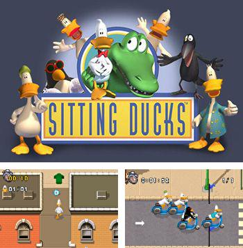 In addition to the sis game NFL '95 for Symbian phones, you can also download Sitting ducks for free.