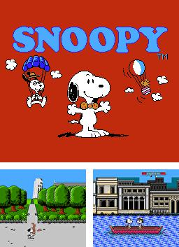 Snoopy Silly Sports Spectacular