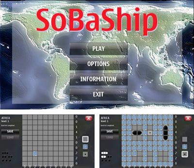 In addition to the sis game FIFA 2009 for Symbian phones, you can also download SoBaShip for free.