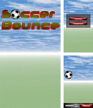 In addition to the sis game Brothers in arms 3 hell's highway for Symbian phones, you can also download Soccer Bounce for free.