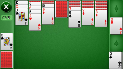 Play Solitaire touch for Symbian. Download top sis games for free.