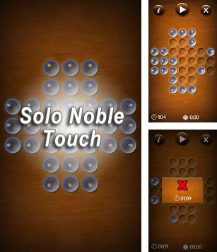 In addition to the sis game Scooby-Doo 2 Monsters Unleashed for Symbian phones, you can also download Solo Noble Touch for free.