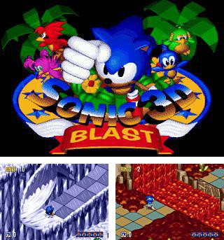 In addition to the sis game Rocket power: Zero gravity zone for Symbian phones, you can also download Sonic 3D blast for free.