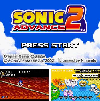 In addition to the sis game King Oddball for Symbian phones, you can also download Sonic Advance 2 for free.