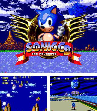 In addition to the sis game The Incredible Hulk for Symbian phones, you can also download Sonic CD (Sega CD) for free.