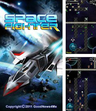 In addition to the sis game Warlock for Symbian phones, you can also download Space Fighter for free.