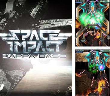 In addition to the sis game Angry birds Rio for Symbian phones, you can also download Space impact for free.