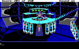 Play Space Quest 2: Vohaul's Revenge for Symbian. Download top sis games for free.