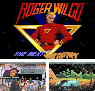 In addition to the sis game Snatcher (Sega CD) for Symbian phones, you can also download Space Quest 5: Roger Wilco The Next Mutation for free.