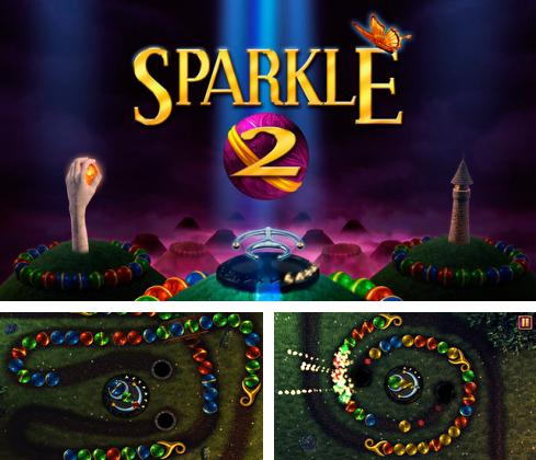 In addition to the sis game F1 circus MD for Symbian phones, you can also download Sparkle 2 for free.