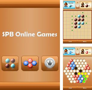 In addition to the sis game Populous 2: Two tribes for Symbian phones, you can also download SPB Online Games for free.