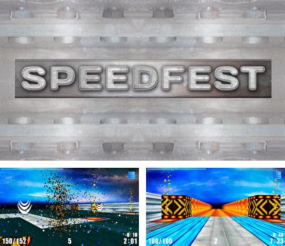 In addition to the sis game MoBilliards for Symbian phones, you can also download Speedfest for free.