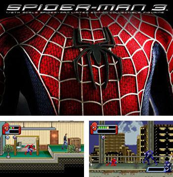 In addition to the sis game Fighters! 3D for Symbian phones, you can also download Spider-Man 3 for free.