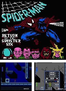 In addition to the sis game Elemental War for Symbian phones, you can also download Spider-Man: Return of the Sinister Six for free.