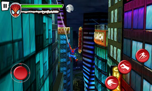 Spider-Man total mayhem HD download free Symbian game. Daily updates with the best sis games.