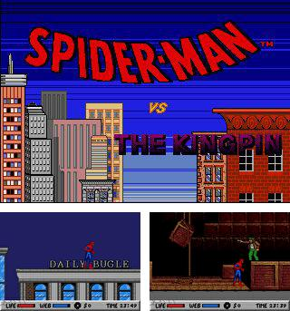 In addition to the sis game Clue for Symbian phones, you can also download Spider-Man vs. the Kingpin for free.
