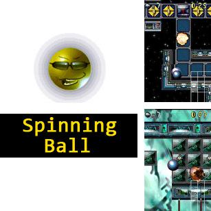 In addition to the sis game The Sims 2 for Symbian phones, you can also download Spinning Ball for free.