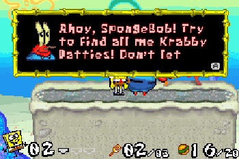 SpongeBob Battle for Bikini Bottom download free Symbian game. Daily updates with the best sis games.