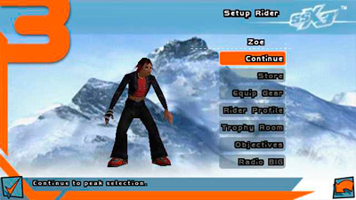SSX 3 download free Symbian game. Daily updates with the best sis games.