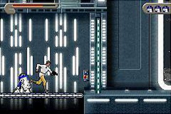 Star Wars Trilogy: Apprentice of the Force download free Symbian game. Daily updates with the best sis games.