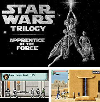 In addition to the sis game Defend London 3D for Symbian phones, you can also download Star Wars Trilogy: Apprentice of the Force for free.