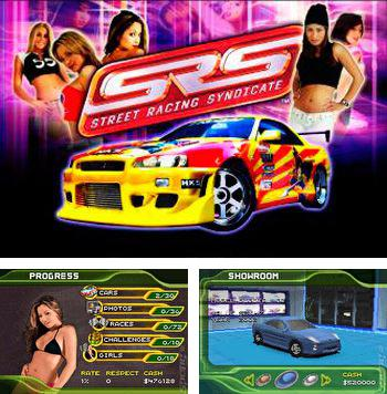 In addition to the sis game SpongeBob SquarePants and Friends Unite! for Symbian phones, you can also download Street Racing Syndicate for free.