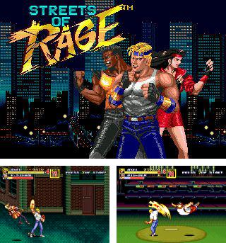 In addition to the sis game Motocross Masters for Symbian phones, you can also download Streets of rage for free.