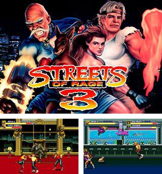 In addition to the sis game Dropathon for Symbian phones, you can also download Streets of rage 3 (Bare knuckle 3) for free.