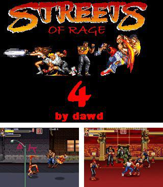 In addition to the sis game Ghostbusters for Symbian phones, you can also download Streets of Rage 4 for free.
