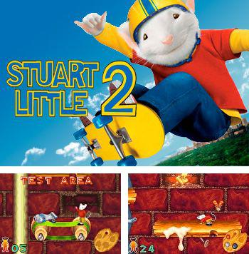 In addition to the sis game A Bad Day in Space for Symbian phones, you can also download Stuart Little 2 for free.