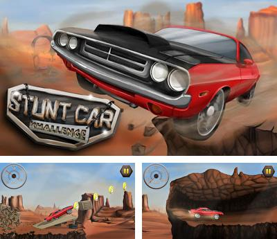 In addition to the sis game Naruto: Ninja Council 2 for Symbian phones, you can also download StuntCar Challenge for free.