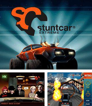 In addition to the sis game Treasure Master for Symbian phones, you can also download StuntCar Extreme for free.