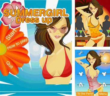 In addition to the sis game Dragon quest monsters: Caravan Heart for Symbian phones, you can also download Summer DressUp for free.