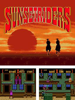 In addition to the sis game Code Name: Viper for Symbian phones, you can also download Sunset riders for free.