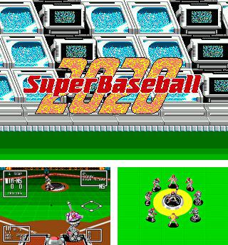 In addition to the sis game StuntCar Challenge for Symbian phones, you can also download Super baseball 2020 for free.