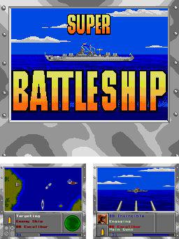 Super Battleship: The classic naval combat game