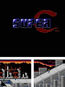 In addition to the sis game Treasure Master for Symbian phones, you can also download Super Contra for free.