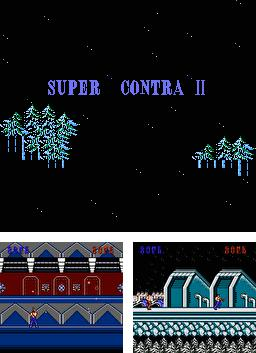 In addition to the sis game Parking Mania 2 for Symbian phones, you can also download Super Contra 2 for free.