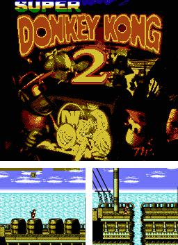 In addition to the sis game F-117 night storm for Symbian phones, you can also download Super Donkey Kong 2 for free.